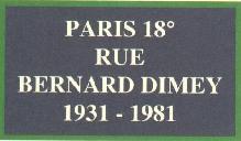 rue Bernard Dimey